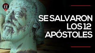 Notre Dame: ¿Por qué se salvaron los 12 apóstoles? | El Espectador