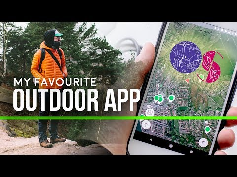 MUST HAVE APP for the OUTDOORS!