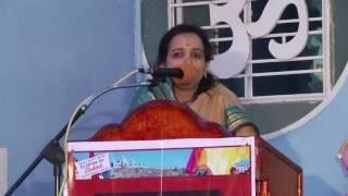 Ms. Swaminathan Sai Leela Samarpan at Shivam (June-2017)_54th