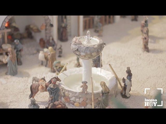 VÍDEO: Ruta Belenística de Lucena: AMARA consigue el tercer premio