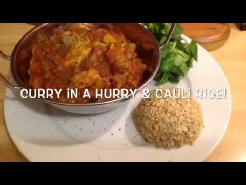 Gorgeous Curry In A Hurry Syn Free On Slimming World