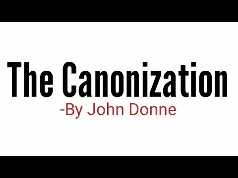 d927e2020be8 The Canonization -By John Donne in Hindi summary   line by line ...