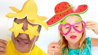 Настя - большая коллекция песен для детей от Лайк Настя