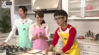 """NONSTYLE石田&BKB"""" 中華風カルパッチョ""""の作り方を教えます! Y'sキッ..."""