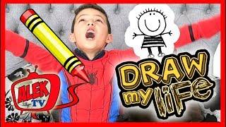 DRAW MY LIFE | AlekTV