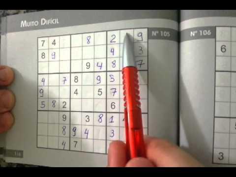 Resolvendo sudoku muito difícil (segundo a revista)