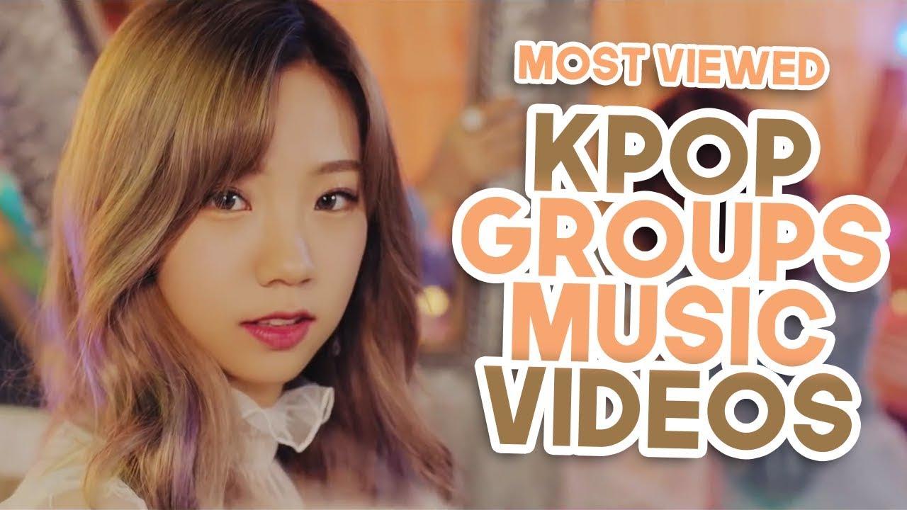 «TOP 9» MOST VIEWED KPOP GROUPS MUSIC VIDEOS OF 2019 (January, Week 2)