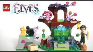 Lego Elves Farran And The Crystal Hollow From Lego