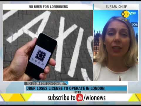 WION Wallet: Cab aggregator Uber loses license to operate in London