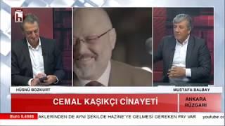 Suudiler Cemal Kaşıkçıyı neden öldürdü? / Ankara Rüzgarı - 1. Bölüm - 21 Ekim