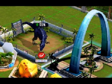 Jurassic World The Game Decoration Tips