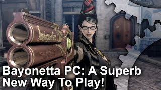 Bayonetta's PC Port is Awesome - Even on Old PCs!