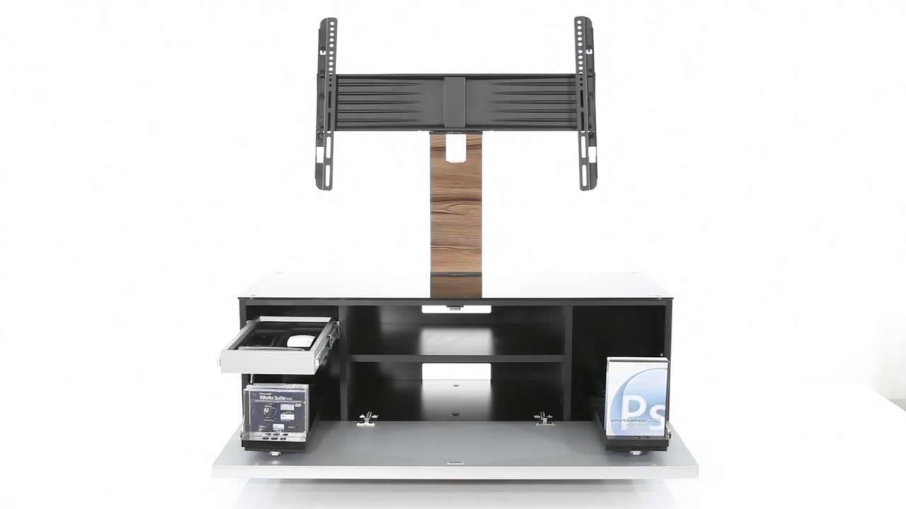 rangements meuble tv ultimate g s 110 youtube. Black Bedroom Furniture Sets. Home Design Ideas