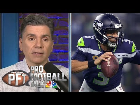 Russell Wilson sending message to Seahawks about new deal | Pro Football Talk | NBC Sports