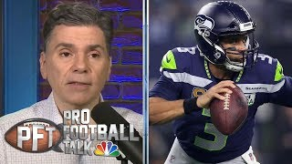 Russell Wilson sending message to Seahawks about new deal   Pro Football Talk   NBC Sports