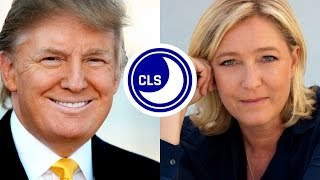 Marine Le Pen, Donald Trump, and the