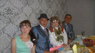 Веселые гости на свадьбе!