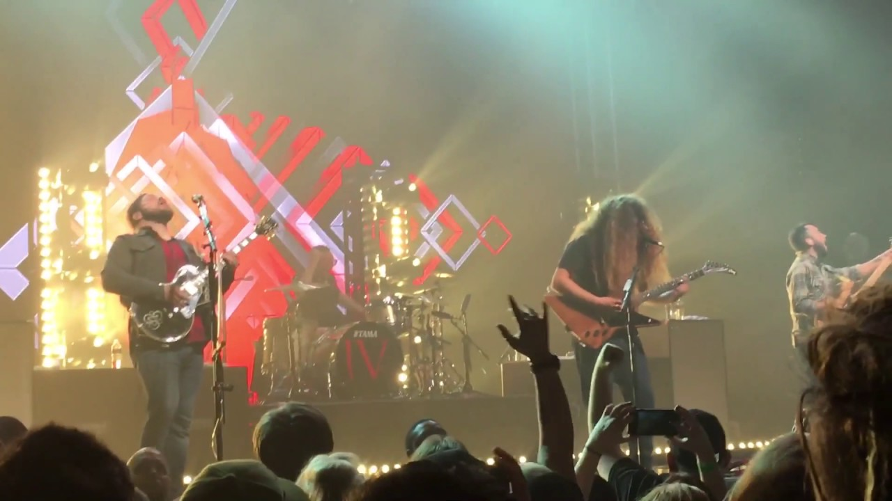 coheed and cambria delirium trigger live 4 26 17 house of blues dallas tx youtube. Black Bedroom Furniture Sets. Home Design Ideas