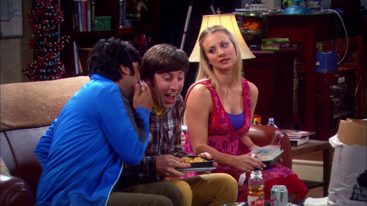 0888a9d200f3f The Big Bang Theory - So, either one of you weirdos want to buy my underwear?  Only 1,400 bucks. - YouTube