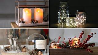 Kerstdecoratie tips, inspiratie, ideetjes en DIY
