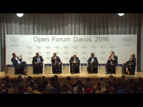 Davos 2016 - From Migration to Integration