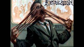 Necrophobic Revulsion - Buried Nations