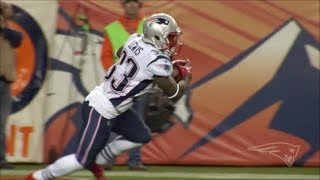 Best of Dion Lewis | Patriots Highlights | 2015-2017