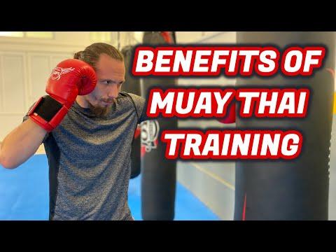 The Benefits of Muay Thai Training