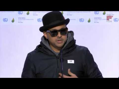 Climate for Brains: Rapper Sean Paul suggests trade one day of shopping to afford an electric car