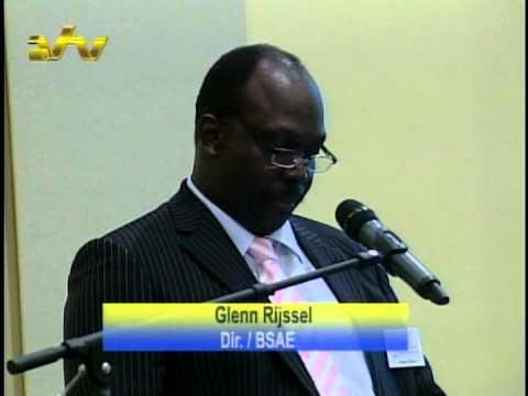 MBA Suriname   IBSAE in samenwerking met BSN  Nederland