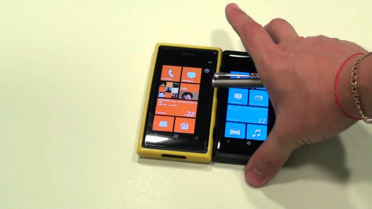 Nokia lumia 800 (codenamed 'sea ray') is a smartphone from nokia, first unveiled on 26.