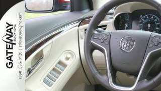 New 2016 Buick LaCrosse St Louis MO St Charles, MO #160515