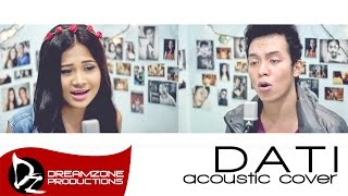 Dati (Acoustic Cover) - Sam Mangubat & Kris Angelica