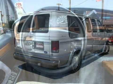 Used 1996 Ford Econoline Cargo Van San Antonio TX 78217
