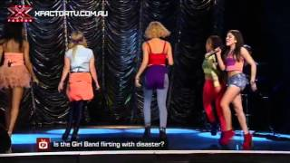 Black Ivory Girl Band Brokenhearted   Home Visits   The X Factor 2012