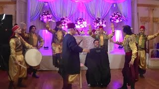layalina zaffe,lebanese groom entrance