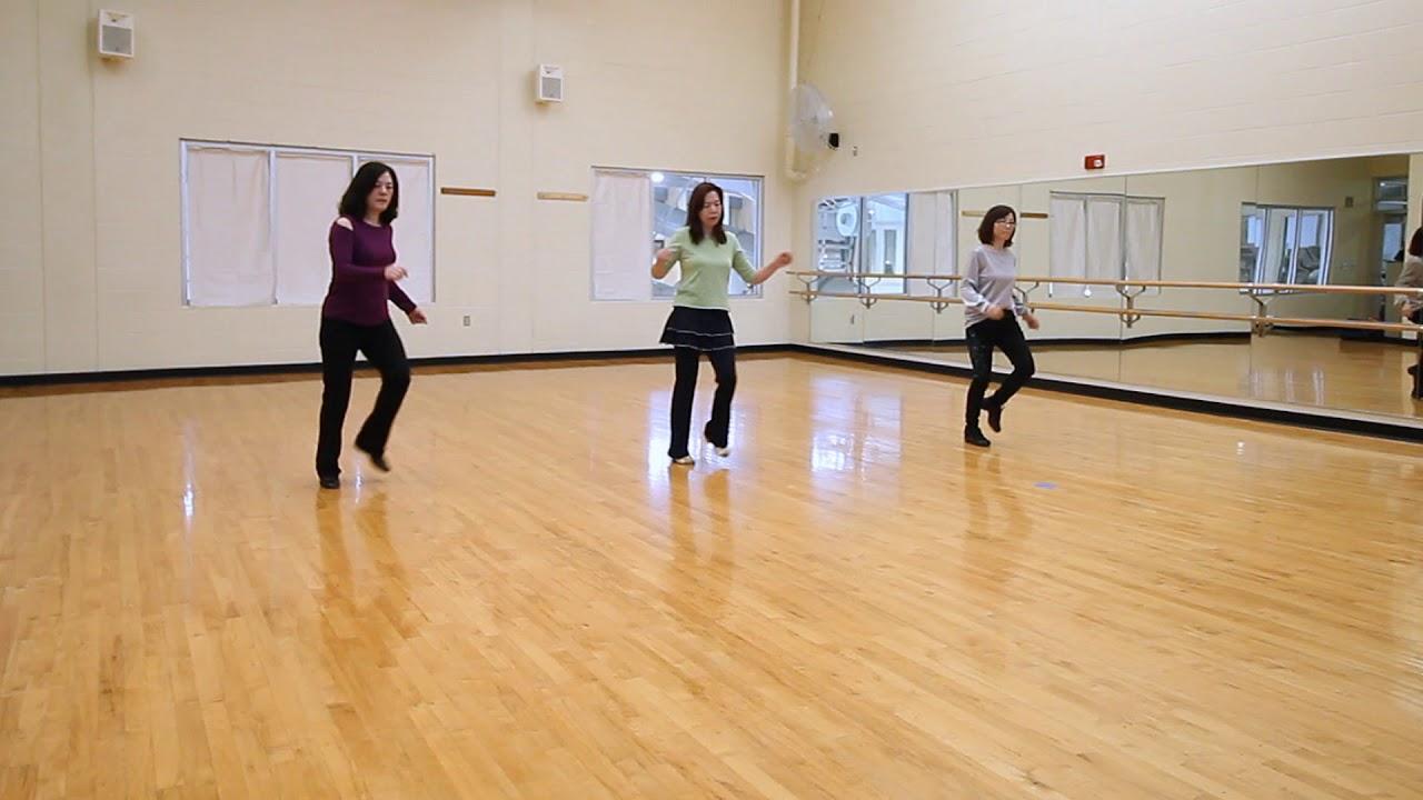 Country Bump Line Dance Dance Amp Teach In English