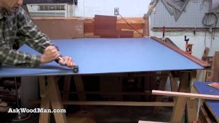 25 Of 47: Making The Ultimate Work Table • A Woodworking Project
