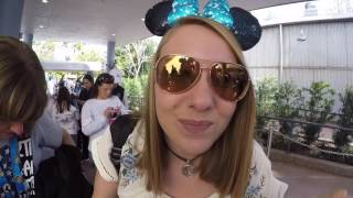 Disney World 2017 Days 1 & 2 Vlog! Saratoga Springs Resort! Hollywood Studios!