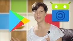 F-Droid als Ersatz für den Google Play-Store?