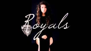 Lorde-Royals(Dj Kirby Mix)