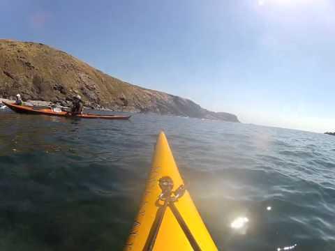 North Keppel Island Rocks - Keppel Sea Kayak Symposium - August 2013
