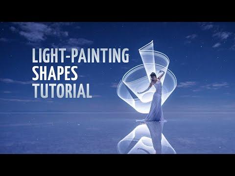 Eric Pare's Light Painting Tutorial