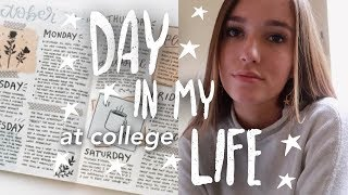 College Day In My Life : sick, studying, parents weekend