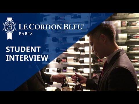 Interview with Patrick, intern at the Restaurant Guy Savoy***   Le Cordon Bleu Paris