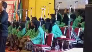 Medley lagu daerah Indonesia - PSM Choir