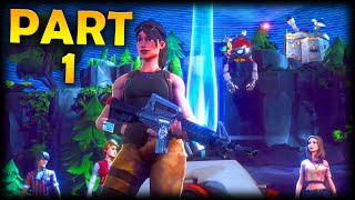 Fortnite Save The World Gameplay Part 1