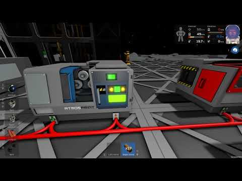 Stationeers E16 - Gas Storage and Display