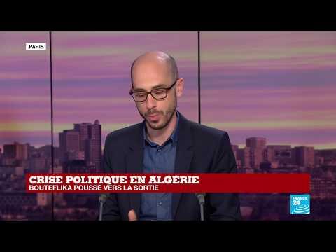 Crise Politique En Algérie : Assiste-t'on à La Fin D'un Régime ?