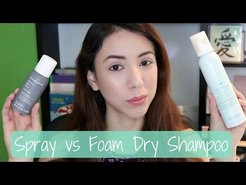 which-dry-shampoo-is-better?-|-livingproof-perfect-hair-day-vs-drybar-whipped